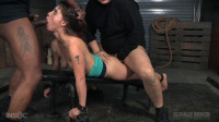 Messy little Devilynne trained on fuckboard she melts into drooling cumslut! (2016)