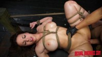 Kylie Rogue #2 Sexual Disgrace Facialized