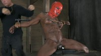 Professional Bodybuilder Helpless