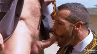 MenAtPlay Denis Vega And Jessy Ares - BullFighter