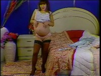 Access to her pregnant body