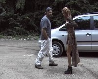 Hitchhiking hooker