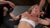 Simone Sonay - MILF Whore Stuffed with 2 Huge Cocks