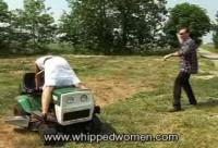 WhippedWomen - Nov 14th, 2015 - The Broken Lawn Mower