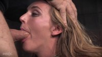Mona Wales BaRS show continues with rope bondage and rough sex