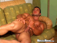 Anton Buttone - Masculine & Handsome (man, camera, download)!