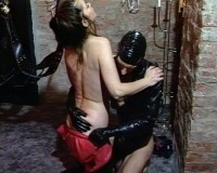 Mistress giving head