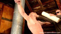 Young Blonde Men Bdsm (blond, spa, mirror, cock)
