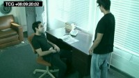 Office gay sex caught on hidden cams
