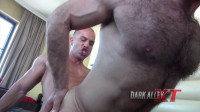 dark alley muscle tight hole - (Straight For Sex)