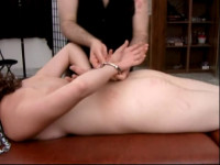Hogtie Caning and Enema Fo Pain Slut Maddie