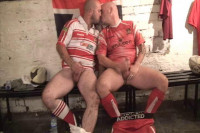 Rugby fuckin league extra balls - tiny, style, fuck, mature