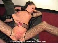 LB — Slave Christine Part 03