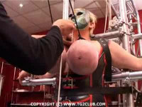 They use fucking machines to torture their tied up victims