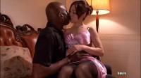 Shock ban!! Beautiful mature woman and black