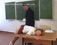 Discipline in Russia Vol.17 - Private Religion School Part 01