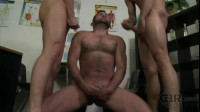 Daddy Chasers cum on my face gay dvd gay solo underware!