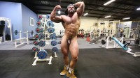 Rogan Richards - Alone In The Gym - other, thick, muscle.