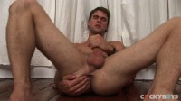 CockyBoys — Gabriel Clark Jacks Off