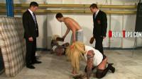 School Assembly: Prison Sluts (2014) - men, dress, spa.
