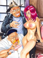 Erotic Art Collector Barry Blair