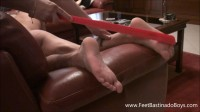 Petr Ma Feet And Spanking(Part 3 - feet))