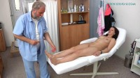 Daria — 20 years girl gyno exam