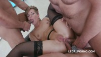 Monsters of Dap with Anal Rose Sasha Zima meets Gg first time gets dapped (2016)