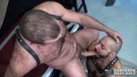 Bareback That Hole — Part 2 - Amir Badri, Marcus Isaacs & Matthieu Angel