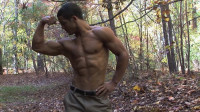 Download Pumpingmuscle - Bodybuilder Andre B Photo Shoot part 2