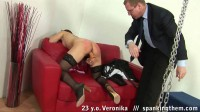 Office Spanking Humiliation