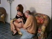 Sexy and pretty lady gets bound and gagged