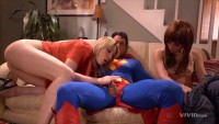 Superman vs Spider-Man XXX: A Porn Parody
