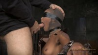 Ten Inch BBC In Tight Bondage  2 (11 May 2015) Real Time Bondage