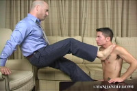 Manhandled – Adam Russo And TJ Handler