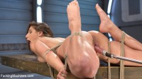 Bondage Slut Gets Fucked Senseless in string Bondage