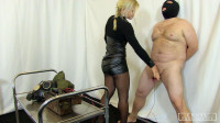 Zita's cock and ball torture Full Version