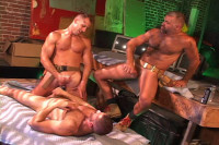 Trapped - part 2 (scenes, cock, pulls)