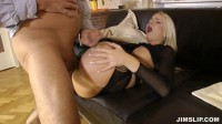 Kiara - Fishnets and Boots! FullHD 1080p