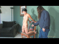 More whipping, quirting and some hand spanking