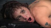 Realtimebondage - Feb 29, 2016 - Messy little Devilynne trained on fuckboard by BBC