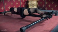 Perfect Slave In Hard Bondage