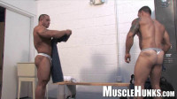 Musclehunks - Muscle Grapplers with Bill Baker and Diego El Potro