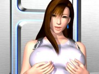 Fighting Cuties Tifa 20 Years Old