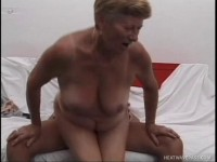 Granny getting kinky and loving it