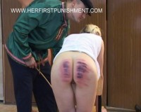 Her First Punishment