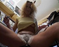 Blond sluts love close-ups