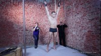 RusCapturedBoys - Judoist Vitaly in Slavery - Final Part