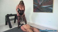 Mistress Alix's Ass Licker