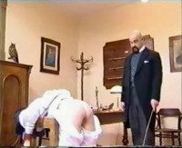 RussianInstitute – HeadMaster Punishment